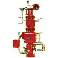 Узел управления воздушно-водяной установкой ZSFU Dy 100