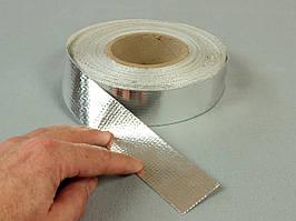 Фольгированная лента для проклейки стыков шумоизоляции
