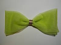 Евросетка (фатин) № 437 цвет - салат