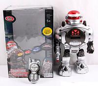 Робот 9184 звук, свет, в коробке