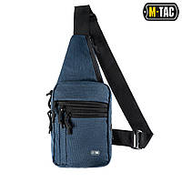 Сумка-кобура M-Tac наплечная Jean Blue, фото 1
