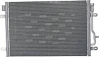 Радиатор кондиционера Ауди Audi A4, A6, Allroad 1.9 TDI, 2.0 FSI, 2.4, 2.5 TDI (2000-);
