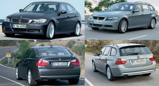 BMW 3 (E90) 06-11