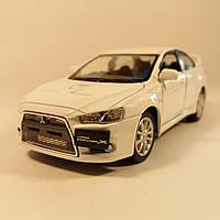 Автомобиль металлический KINSMART Mitsubishi Lancer Evolution X