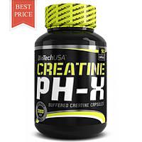 Креатин BioTech Creatine pHX  90 капсул