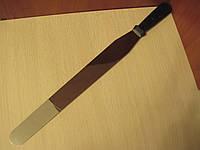 """""""НОЖ-лопатка""""(прямой) для разрезания сырного сгустка, фото 1"""