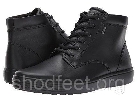 Мужские ботинки Ecco Soft 7 Gore-Tex 430374-21001