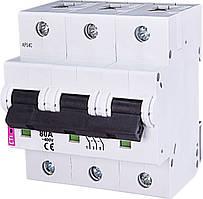 Автоматический выключатель ETIMAT 10 3P C 80A (20kA)