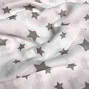 Муслиновая пеленка 80*100 см