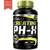 Креатин BioTech Creatine pHX  210 капсул