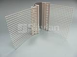 Профиль ПВХ дилатационный угловой с сеткой (тип–V), 2м, фото 5