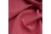 Льон габардин рожевий, фото 1