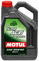 Масло DS SUPER AGRI 15W40 MOTUL (60Л)