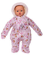 Зимний комбинезон для новорожденных (0-6 месяцев) Винни Пух