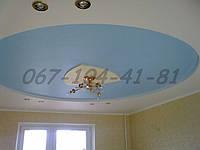 Потолки подвесные из ГКЛ (гипсокартона)