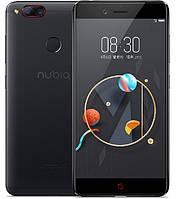 "Смартфон ZTE Nubia Z17 mini 4/64Gb Black, 13+13/16Мп, 8 ядер, 2sim, экран 5.2"" IPS, 2950mAh, 4G, фото 1"