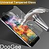 Защитное стекло Glass для Doogee Valencia 2 Y100 / Y100 Pro