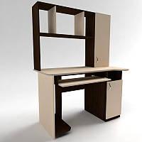 Стол для компьютера с надстройкой СКМ - 3, фото 1