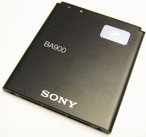 Аккумулятор батарея Sony BA-900, LT29i/ JST26i/ L S36h/ C2104/ C2105