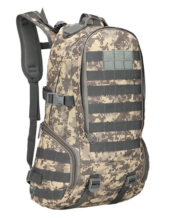 Тактический Штурмовой Военный Рюкзак на 35литров Пиксель