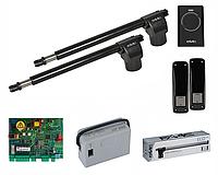 Автоматики для распашных ворот Faac 412 LONG (комплект)