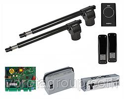 Автоматики для розпашних воріт Faac 412 LONG (комплект)