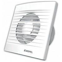Вентиляторы бытовые Dospel ZEFIR Ø100 WP