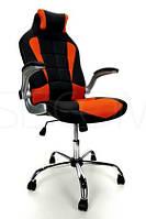 Крісло офісне Calviano Sport червоний