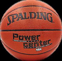 Баскетбольный мяч Spalding POWER CENTER №7, фото 1