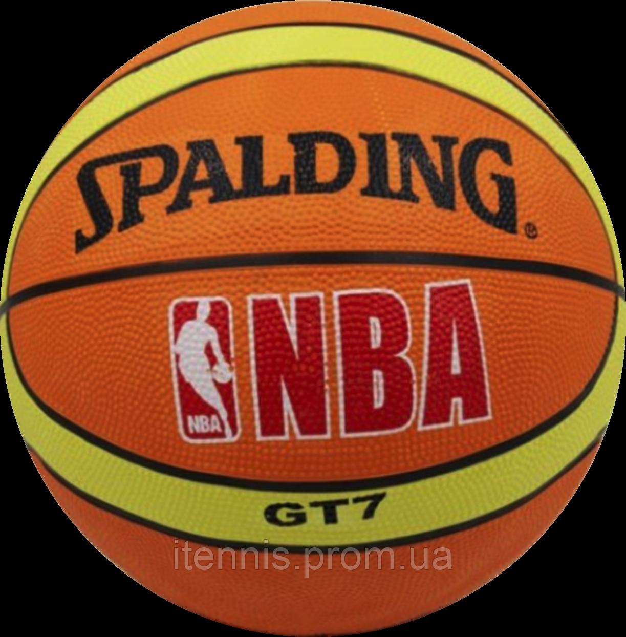 Баскетбольный мяч Spalding NBA GT7