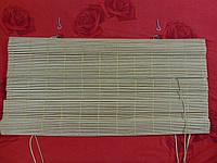 110х160 см. BRU 123, жалюзи бамбуковые, рулонные шторы.