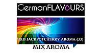 "Микс-ароматизатор для жидкости ""B&B Jackpotcherry Aroma (33)"" GF микс ароматизатор  (10 мл)"