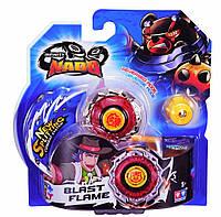 Волчок Infinity Nado Серия Стандарт Blast Flame Бойовий Ведмідь
