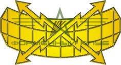 Петлица Радио-Технических войск