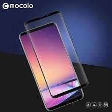 Защитное стекло Mocolo 3D 9H на весь экран для LG V30 H930 черный