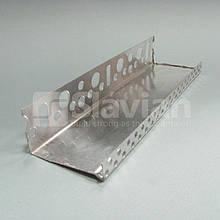 Профіль цокольний стартовий, 83мм (алюміній 0,5 мм)