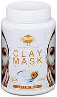 Глиняная маска с Календулой, 200 г