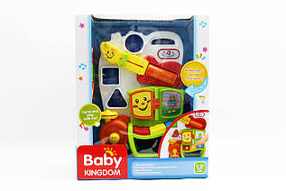 Игровой развивающий центр Baby Kingdom