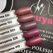 Гель-лак Haruyama №155 (тёмный лилово-бежевый), 8 мл, фото 2