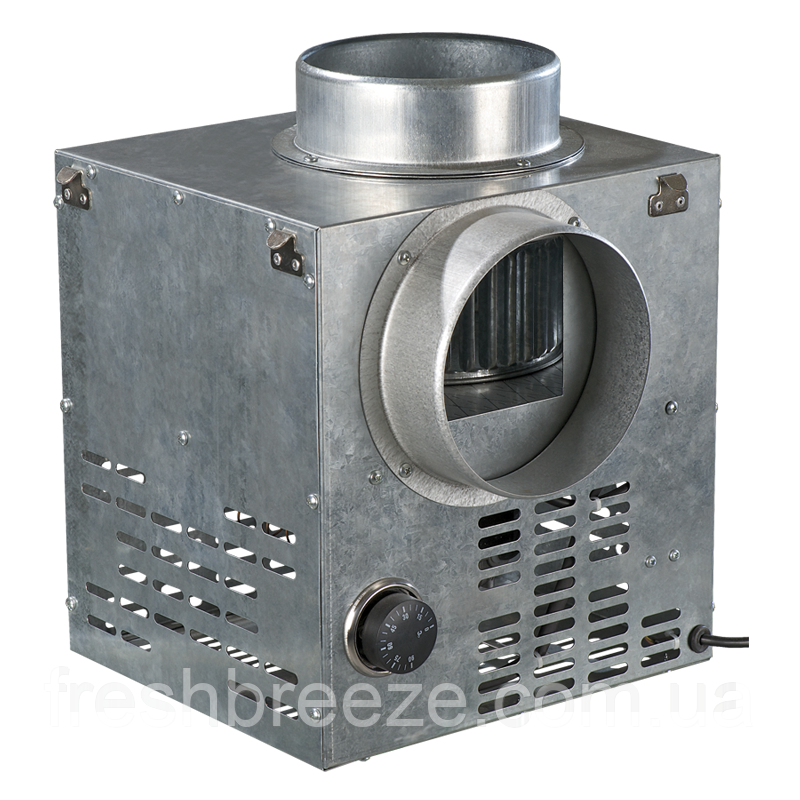 Камінний відцентровий вентилятор Вентс КАМ 150 Еко