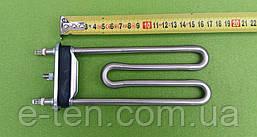 Тэн для стиральной машины Indesit, Ariston 1700W / 230V / L=170мм (с отверстием под датчик)      BKR, Китай