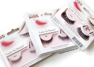 Супер-легкие накладные ресницы Looks So Natural Lash by KISS