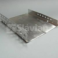 Профиль цокольный стартовый, 153мм (алюминий 0,5мм)