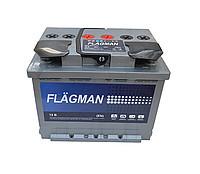 Аккумулятор FLAGMAN 6СТ-45, пусковой ток 360En, габариты 207х175х175, гарантия 18 мес., стандарт класс