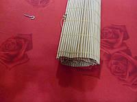 160х160 см. BRU 123, жалюзи бамбуковые, рулонные шторы.