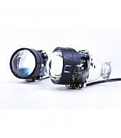 Комплект линзы+лампы+блоки розжига MORIMOTO H1 (полный установочный комплект)