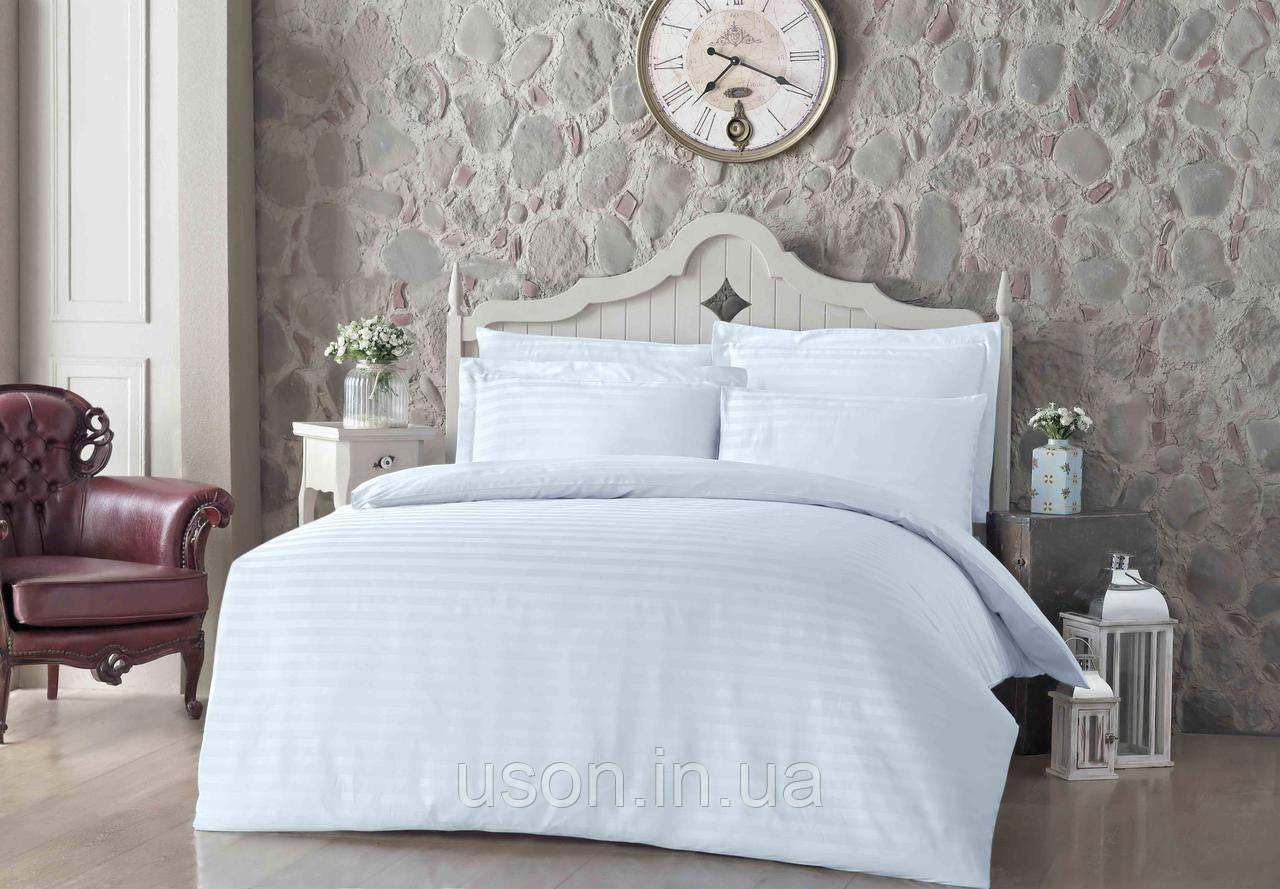 Купить Комплект постельного белья сатин Altinbasak евро размер Mint
