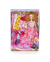 Кукла с набором одежды Lovely Girl