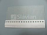 Накладка (профиль) ПВХ с капельником для цокольного профиля, 2м, фото 5