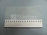 Накладка (профиль) ПВХ с капельником для цокольного профиля, 2м, фото 6